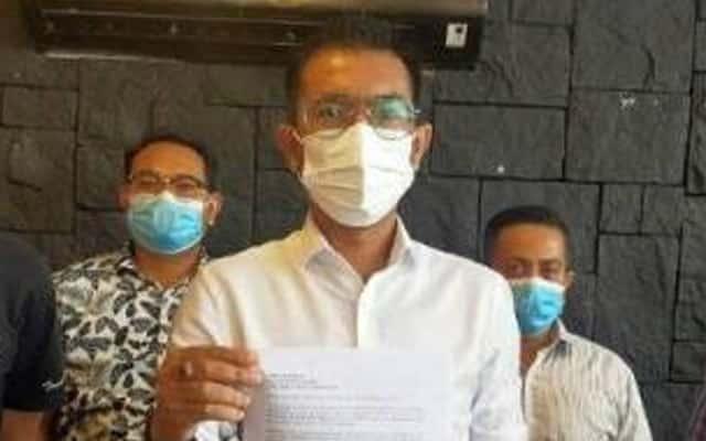 Pegawai Khas kepada Menteri Besar Kedah letak jawatan