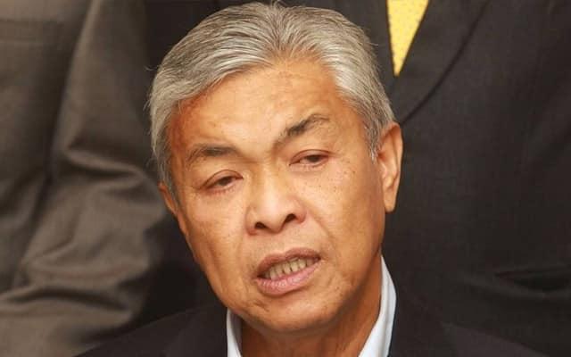 Zahid terus ditekan korban jawatan presiden, kali ini dari Umno-Umno bahagian pula
