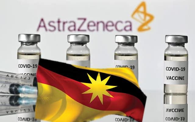 Sarawak tidak akan terima vaksin AstraZeneca