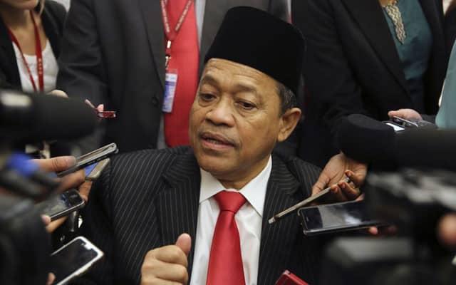 Terkini !!! Shahidan kena pecat dari jawatan Pengerusi Perhubungan Umno Perlis