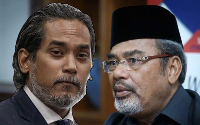 Tajuddin bidas Khairy, berterabur Umno kalau ikut cakap dia