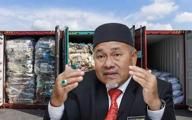 Ada 'sampah bersih' yang diizinkan masuk ke negara kita, kata Menteri