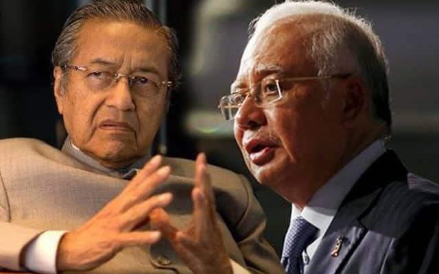 Gempar !!! Akhirnya Najib buka mulut mengapa Mahathir begitu membencinya