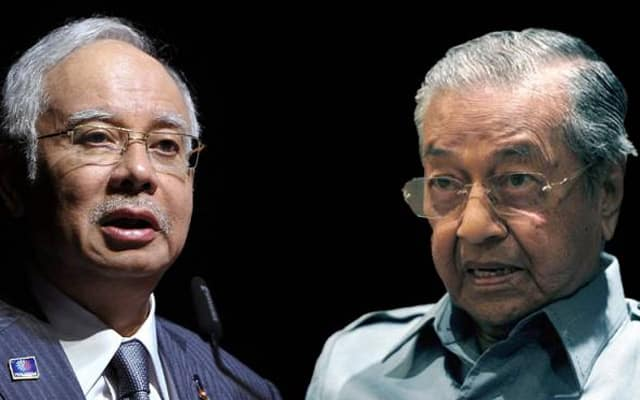 Mahathir kekal gelar Najib PM paling teruk