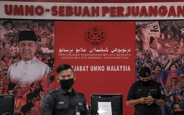 Gempar !!! Isu audio Anwar-Zahid bakal gegarkan mesyuarat Umno esok, menurut sumber