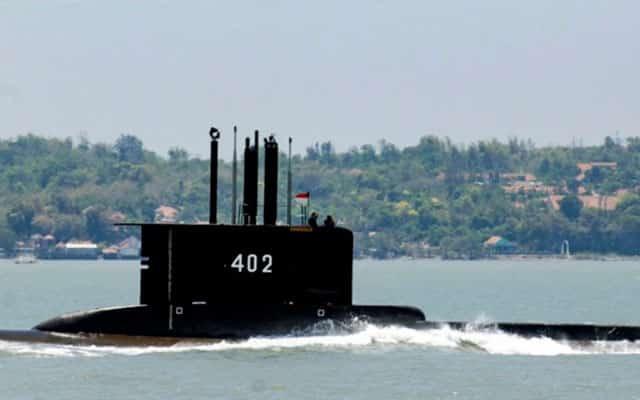 Terkini !!! Kapal Selam Indonesia ditemui, 53 kru meninggal dunia