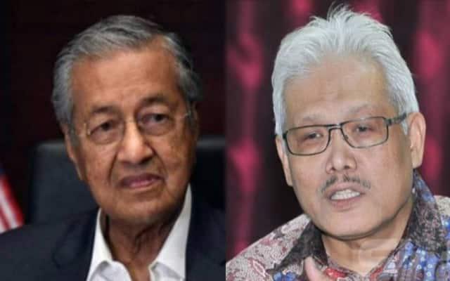 Kami sedia terima Tun Mahathir jika beliau dan pengikutnya ingin sertai PN – Hamzah