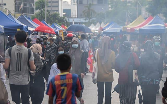 SOP pusat mengelirukan, MB umum penutupan bazar ramadan