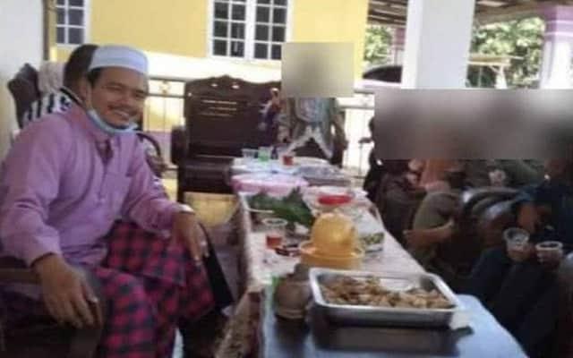 Ziarah Raya : Bekas Adun dan tetamu dikompaun RM8,000