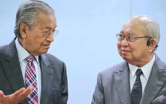Panas !!! Mahathir dedah tujuan sebenar beliau kerjasama dengan Ku Li