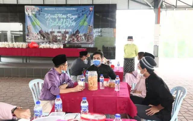 Lancar majlis di hari raya, Ketua Pengarah KPT pula didakwa langgar SOP