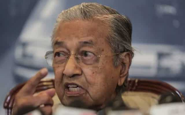 Gempar !!! Mahathir ikrar akan lawan Bersatu habis-habisan…