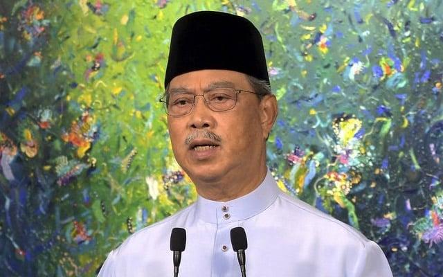 Derhaka : Umno Kelantan desak Muhyiddin letak jawatan