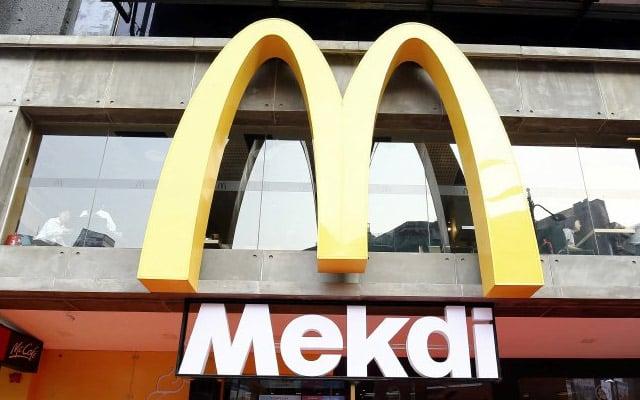 Sebar kempen boikot McD kat whatsapp, laporan polis dibuat