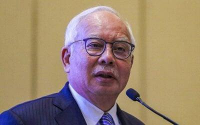 Moratorium tanpa faedah : Dulu tak boleh sekarang boleh pulak?, soal Najib
