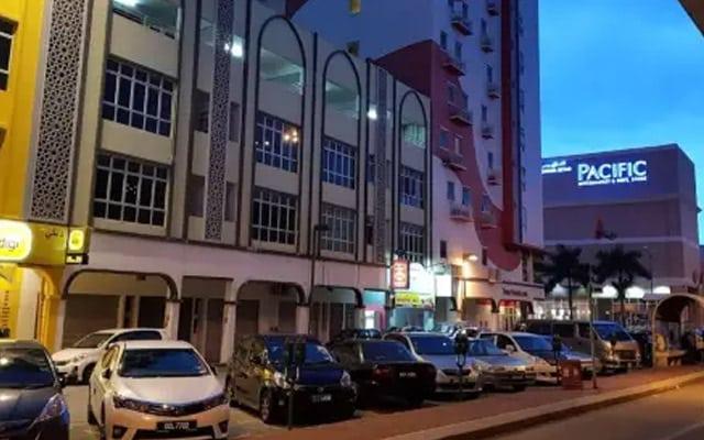 Parking percuma di Kota Bharu sepanjang 'Total Lockdown'