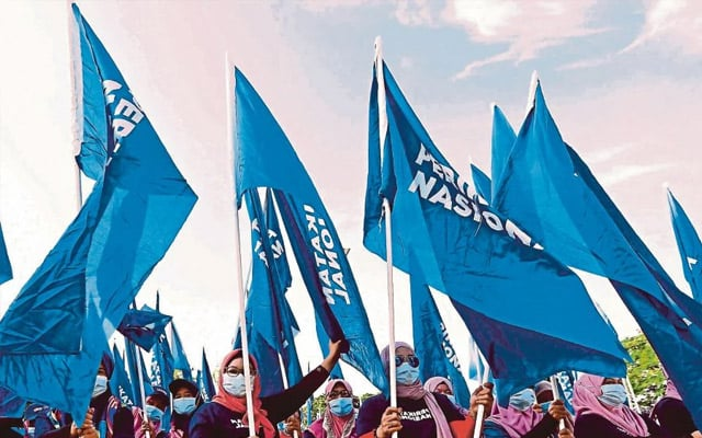 Gempar !!! PN mesyuarat hari ini tentukan nasib Menteri dan Timbalan Menteri Umno