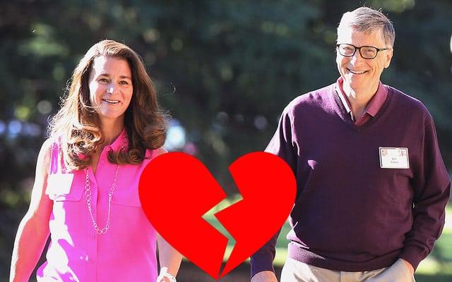 Bill Gates dan Melinda akhirnya bercerai selepas 27 tahun