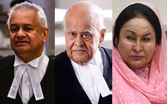 Rosmah dakwa Tommy Thomas dan Sri Ram bersubahat aniaya dirinya