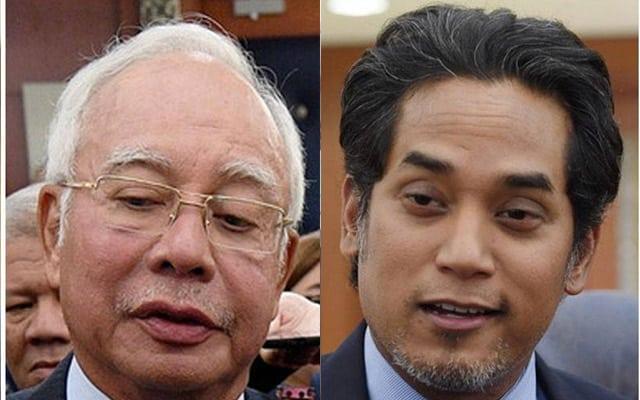 Khairy menteri yang kuat meroyan, kata Najib