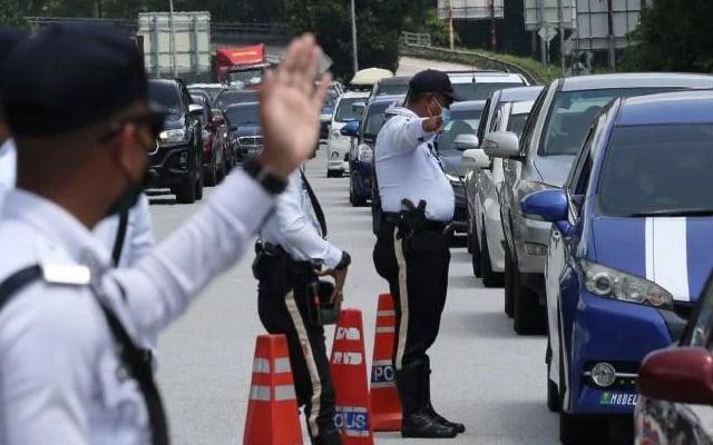 Majoriti yang lalu SJR Gombak ada surat MITI dan kelulusan Polis – Ketua Polis Gombak