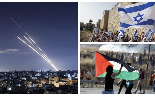 Terkini !!! Akhirnya Israel dan Palestin setuju gencatan senjata selepas 11 hari