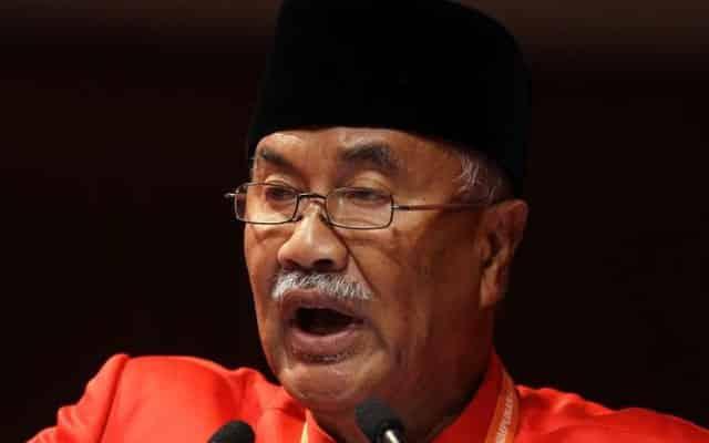 Tim. Pengerusi Tetap Umno meninggal dunia selepas disahkan positif Covid