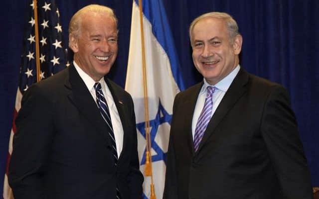 Membongkar hubungan Joe Biden dengan Netanyahu