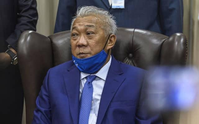 Konflik Sabah : Bung yakin PBS tetap kekal dalam GRS