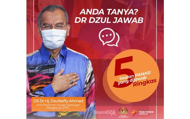 5 Soalan panas buat Dr Dzulkefly….