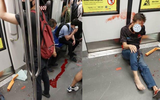 Brek mengejut dikatakan punca kemalangan tren LRT malam tadi