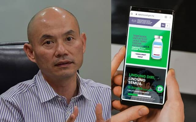Vaksin : Rakyat diperlakukan seperti pengemis, kata MP Kepong