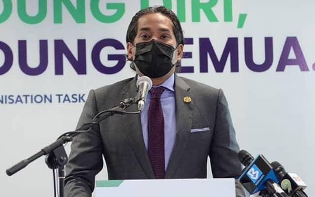 Terkini !!! Kerajaan negeri bebas membeli vaksin Moderna, Sinopharm – Khairy