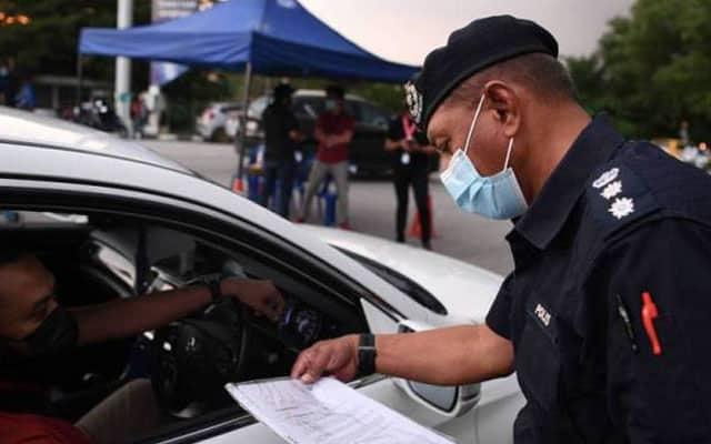 12 pekerja asing dikompaun RM1,000 kerana langgar SOP naik kenderaan