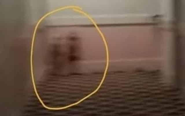 Seram !!! Kelibat hantu kanak-kanak kembar berjaya dirakam