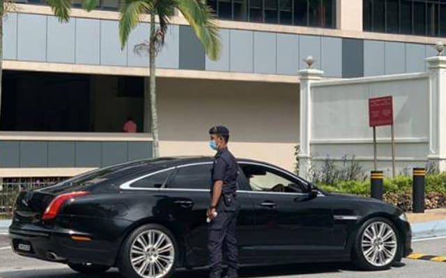 Terkini !!! Anwar Ibrahim tiba di Istana Negara untuk sesi menghadap Agong