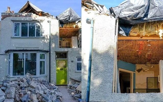 Binaan tambahan renovate rumah bernilai RM2.7 juta hancur berkecai, puncanya hanya kerana..
