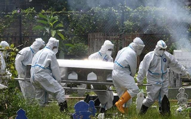 Data dan kajian dapati kematian akibat Covid-19 di Malaysia mampu cecah 26,000 kes 3 bulan lagi