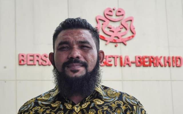 Kes saman fitnah, Wan Muhammad Azri nafi dirinya adalah Papagomo