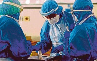 Isu pegawai perubatan