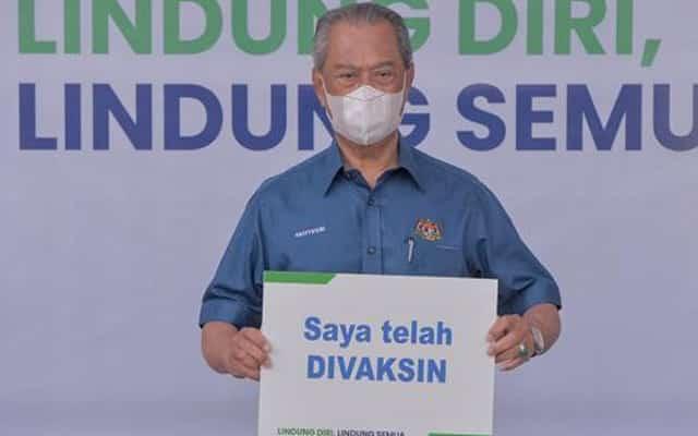 Terkini !!! PM minta JKJAV kaji untuk wajibkan semua ambil vaksin