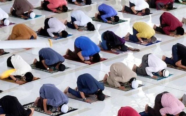 Lengkap suntikan vaksin baru dibenar solat berjemaah di Masjid…