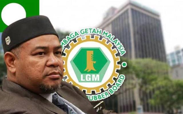 Gempar !!! Warganegara UK diumum sebagai pengerusi LGM ganti Ahmad Nazlan?