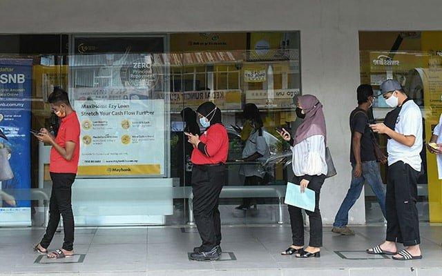 Subsidi upah perlu dinaikkan ke RM1,200 selama 3 bulan, kata MP