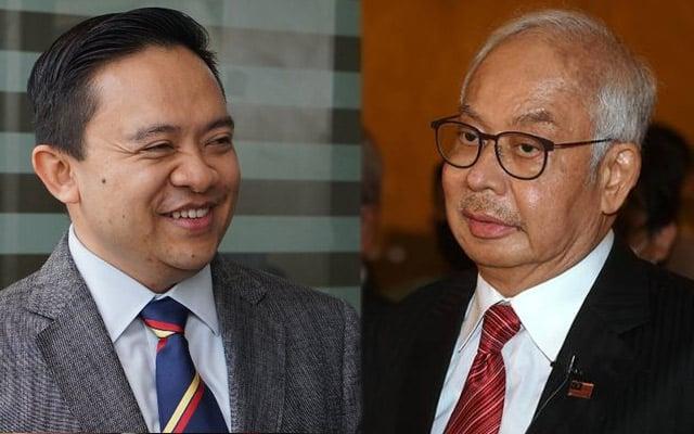 Pemimpin Bersatu gelar Najib Razak sebagai ketua perungut kebangsaan