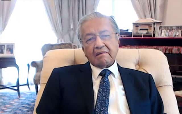 LIVE !!! Sidang Media Khas Tun Dr Mahahthir