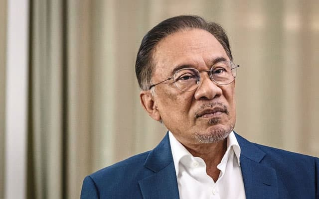 Anwar dedah wujud 'kelompok pengkhianat' baru dalam PKR
