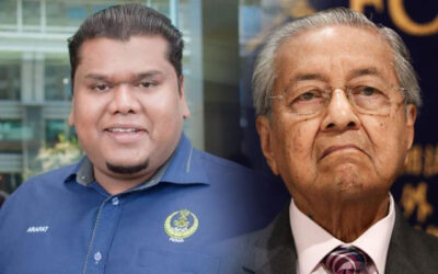 Mahathir unta tua, kata Adun