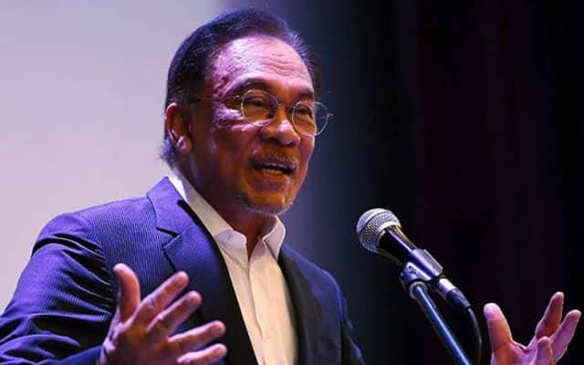 Gempar !!! MP Umno akui sudah tandatangan sokongan Anwar sebagai PM