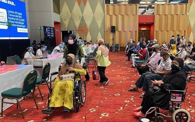Vaksin habis stok, beberapa PPV di Johor ditutup sementara